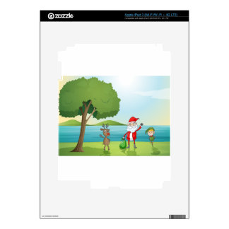 035 iPad 3 DECALS