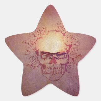 037 STAR STICKER