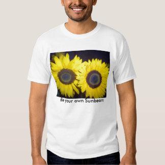 039, sean su propio rayo de sol playeras