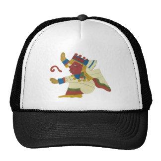 03.Chalchiuhtlicue - Mayan /Aztec Creator good Mesh Hat