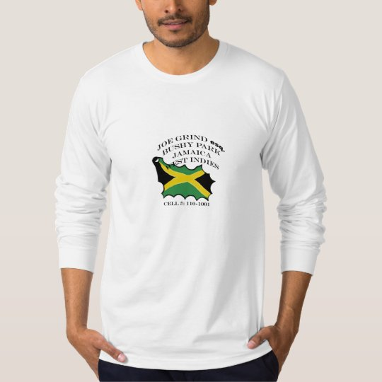 03 Jamaica Joe Grind tshirt