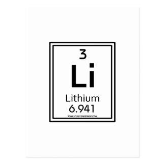 03 Lithium Postcard