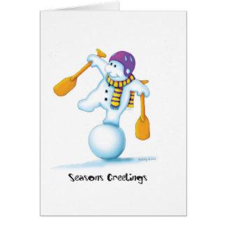 03_snowman card