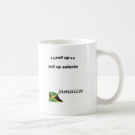 03w Jamaica levantan selecta Taza De Café