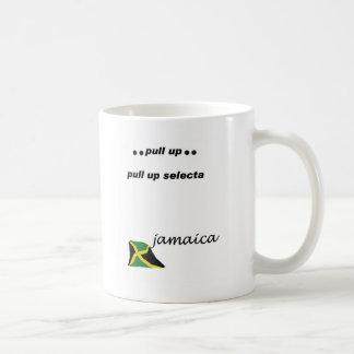 03w Jamaica Pull up selecta Coffee Mug