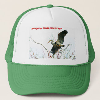 040111-369-AHCVNP TRUCKER HAT