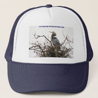 040111-70-AH TRUCKER HAT