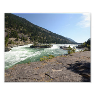 0408 8/12 Kootenai Falls Art Photo