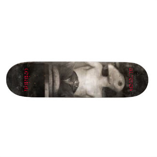 040-hurt, Altered, opinion Skate Board Decks