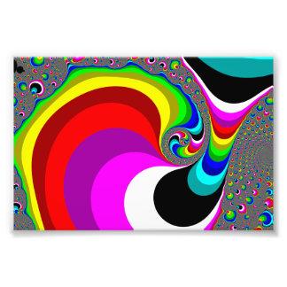 040 Obama - arte del fractal Cojinete
