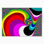 040 Obama - Fractal Art Card