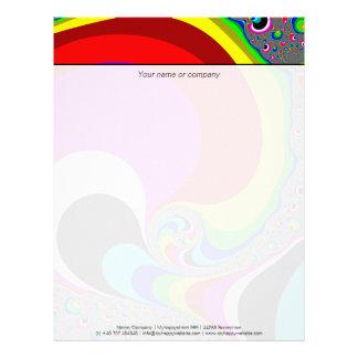 040 Obama - Fractal Art Letterhead