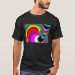 040 Obama - Fractal Art T-Shirt