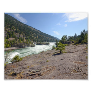 0418 8/12 Kootenai Falls Photo