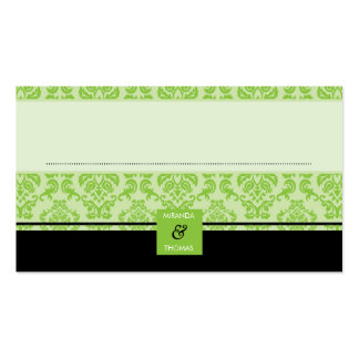 041 Patricia :: reception seating cards