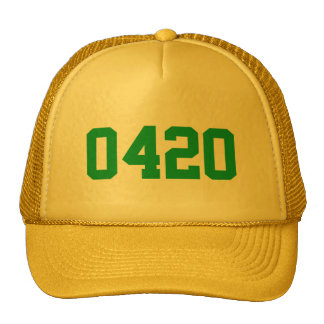 0420 Cap Originals Collection Trucker Hat