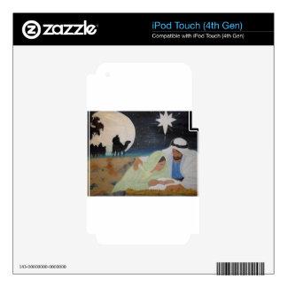 042.JPG CALCOMANÍA PARA iPod TOUCH 4G
