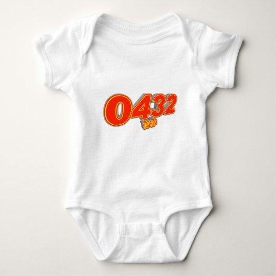 0432 Jilin Body Para Bebé