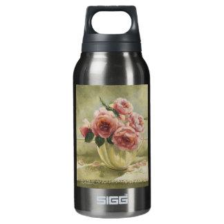 0437 rosas ingleses en jarra