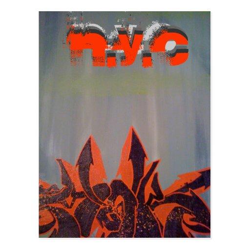 043, N.Y.C, N.Y.C, N.Y.C, N.Y.C TARJETA POSTAL