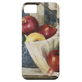 0449 Apples in Enamelware Pail iPhone SE/5/5s Case