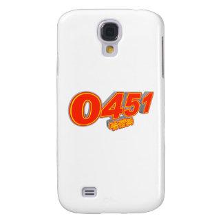 0451 Harbin Samsung Galaxy S4 Case