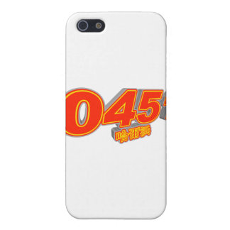 0451 Harbin Cover For iPhone 5