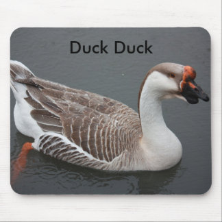 045 copy, Duck Duck Mouse Pad