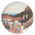 046_Climbing on Mt. Fuji.jpg Dinner Plates