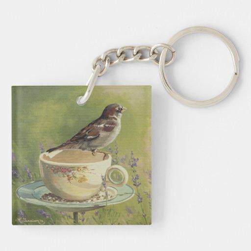0470 Sparrow Key Chain