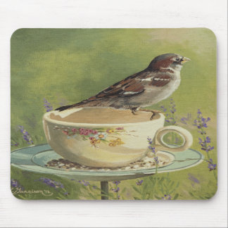 0470 Sparrow Mousepad