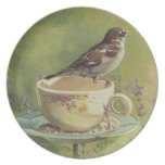 0470 Sparrow Plate