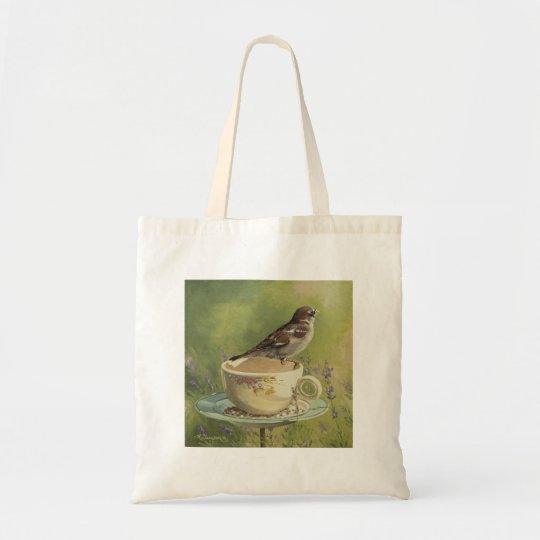 0470 Sparrow Tote Bag
