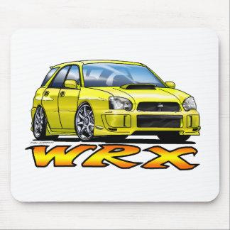 04_05_STI_Wagon_Yellow Mouse Pad