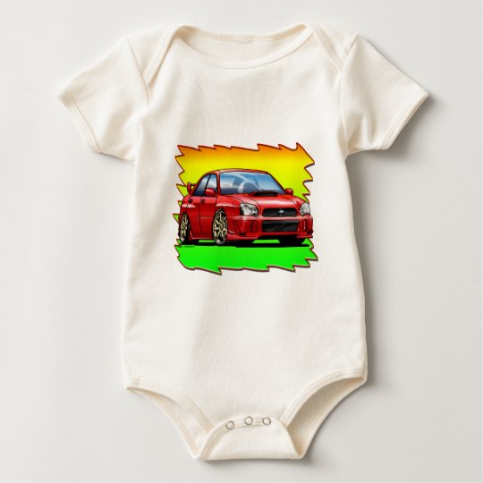 04_05_WRX_Red Baby Bodysuit