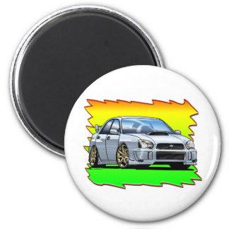 04_05_WRX_Silver 2 Inch Round Magnet