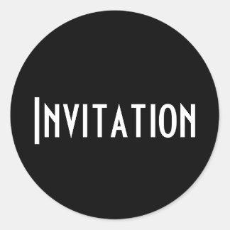 04 - Invitation Stickers