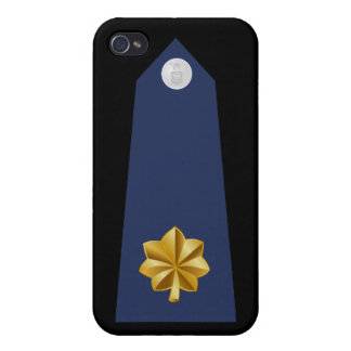 04 Major USAF Cover For iPhone 4