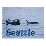 04, Seattle Tarjetas Postales
