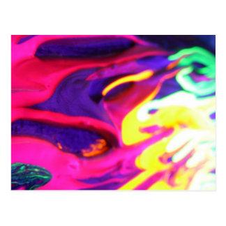 "#04 TLuv.Design© ""Phantasmagoria"" Series Postcard"