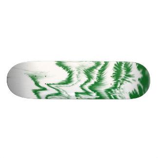 04s Green Fern Bug Skate Board
