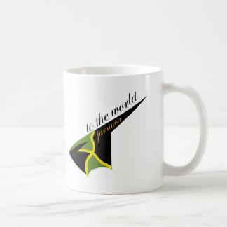 0500 Jamaica To The World Coffee Mugs