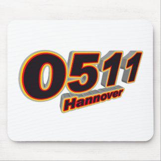 0511 Hannover Mousepad