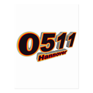 0511 Hannover Postcards