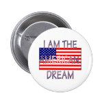 051207 soy el sueño americano pin