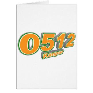 0512 Kanpur Card