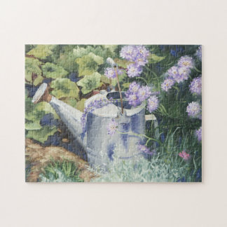 0516 Watering Can & Pincushions Jigsaw Puzzle
