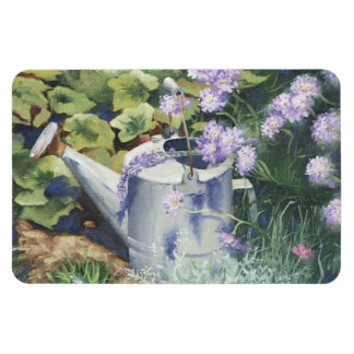 0516 Watering Can & Pincushions Magnet