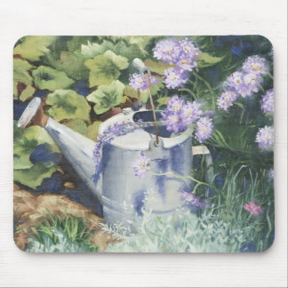 0516 Watering Can & Pincushions Mouse Pad