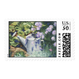 0516 Watering Can & Pincushions Postage